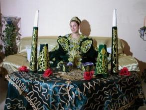 عادات وتقاليد العرس المغربي  Marocaine2