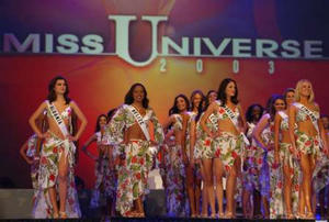 Miss Univers 2003, Miss Republique Dominicaine
